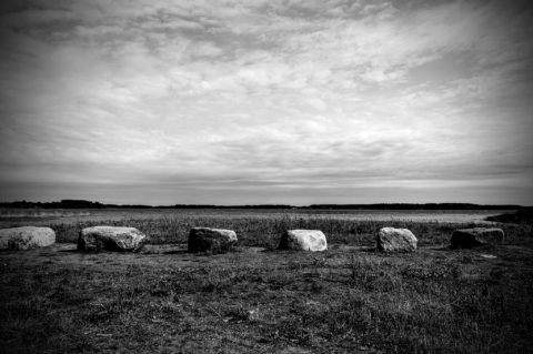 Stones at Waterfront – Rantakivet