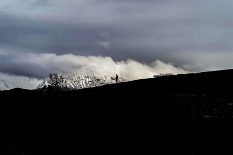 Walking alone but not lonely – Vaeltaja tunturissa