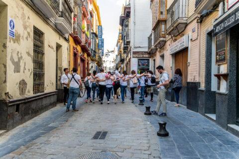 When Music is Vibrant – Sevilla 2018